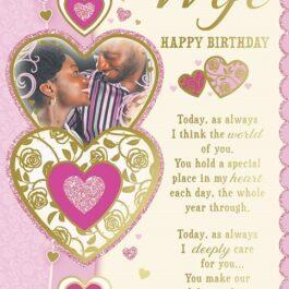 Wife Birthday (Jumbo)