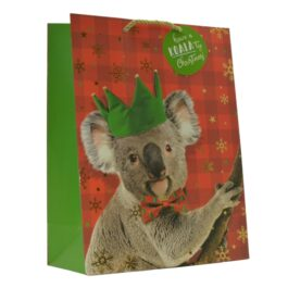 COMING SOON- Extra Large Bag Beary Christmas Penguin