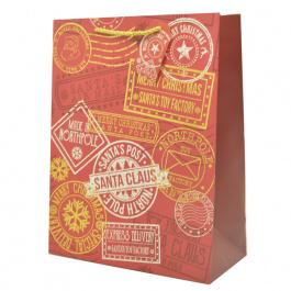 Large Bag Santa Stamps