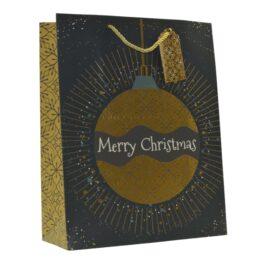 COMING SOON- Medium Bag Winter Reindeer