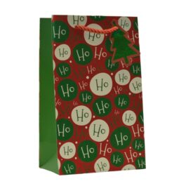 COMING SOON- Small Bag Cardinal Holly Leaf