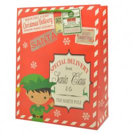 Medium Bag Elf Special Delivery