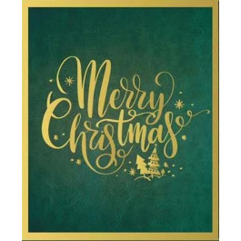 "COMING SOON- Small Bag Script ""Merry Christmas"""