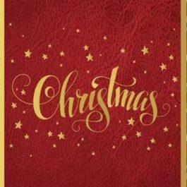 "COMING SOON- Large Bag Script ""Christmas"""