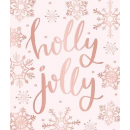 COMING SOON- Large Bag Holly Jolly