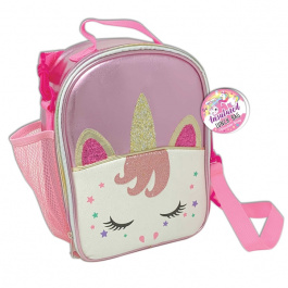 Hot Focus Insulated Lunch Bag Unicorn