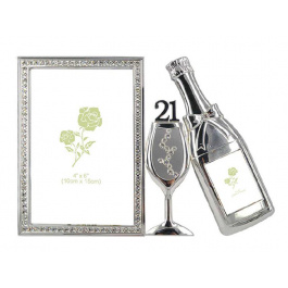 21st Champaign Picture Frame