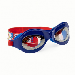 Bling2O Swimming Goggle – Marevelous Navy/Red
