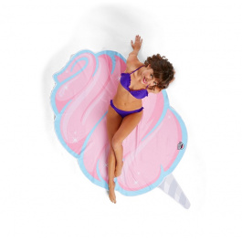 Big Mouth Cotton Candy Beach Blanket
