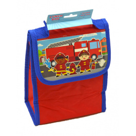 Lunch Bag Fire Fighter