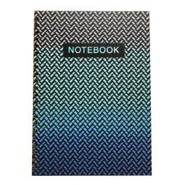 A4 Notebook New Wave