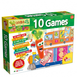 Carotina Talking Pen 10 Games
