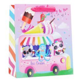 Medium Bag Ice Cream Van