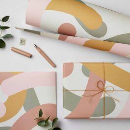 Sheet Gift Wrap