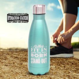 H&H Hydration Flask – Stand Out