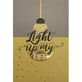 Just To Say – Light Up My Life