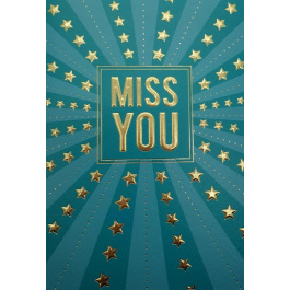 Just To Say – Miss You