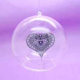 Bauble Heart