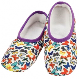 Skinnies! Butterflies Lightweight Slippers