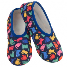 Skinnies! Cats Lightweight Slippers