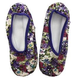 Skinnies! Purple Floral Fiesta