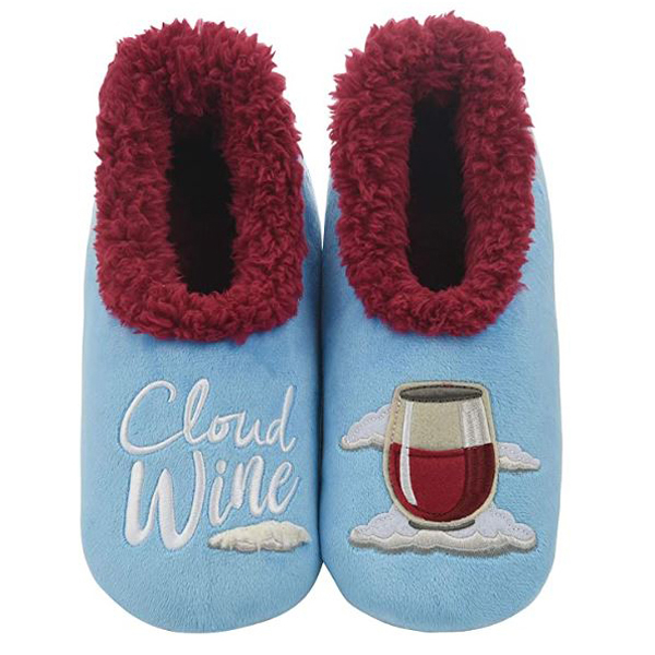 snoozies cloud wine pairable
