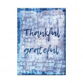 Splosh – Thank You Magnet – Grateful