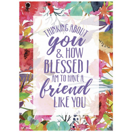 Splosh – Thinking Of You Magnet – Blessed