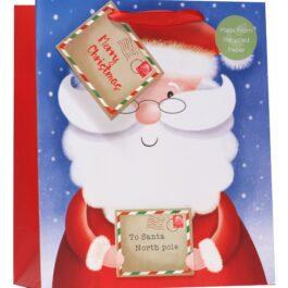 COMING SOON- Medium Bag Santa Flap