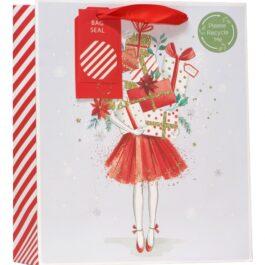 COMING SOON- Medium Bag Christmas Wrapping