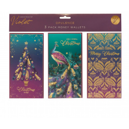 COMING SOON- Money Wallets Opulence Pack of 3