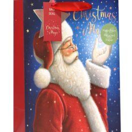 COMING SOON- Extra Large Bag Santa's Wish