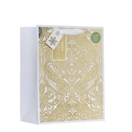 COMING SOON- Extra Large Bag Damask