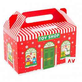 Box With Handle Toy Shop