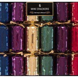 6 Mini Jewel Crackers
