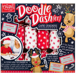 6 Doodle Dasher Game Crackers