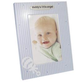 Baby Frame Daddys Little Girl – 7299b