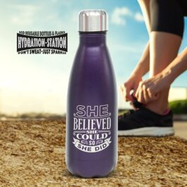 H&H Hydration Flask – She Believed